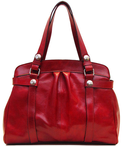 FLOTO Milano Bag Tuscan Red