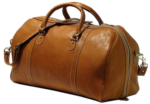 FLOTO Parma Leather Duffle LIMITED EDITION