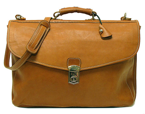 FLOTO Parma Leather Messenger LIMITED EDITION