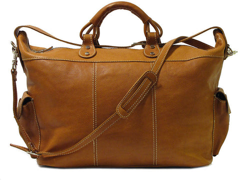 FLOTO Parma Leather Tote LIMITED EDITION