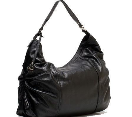 ALLORA Rosie Large Hobo Bag Black