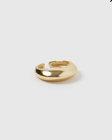 Izoa Treasure Ring in Gold