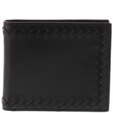 COBB & CO Marcus RFID Bifold Leather Wallet BLACK