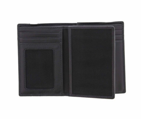 COBB & CO Spargo Leather RFID Safe Wallet