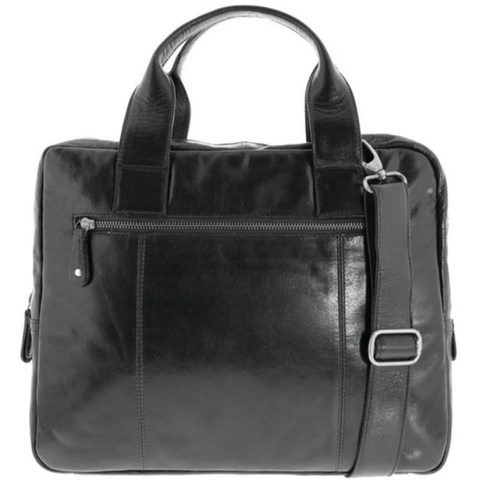 COBB & CO Turner Leather Briefcase