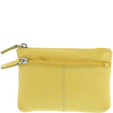 Gabee Jas Leather RFID Coin Purse