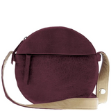 COBB & CO Menzies Leather Circle Crossbody