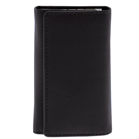 COBB & CO Calvin Key Ring Leather Wallet
