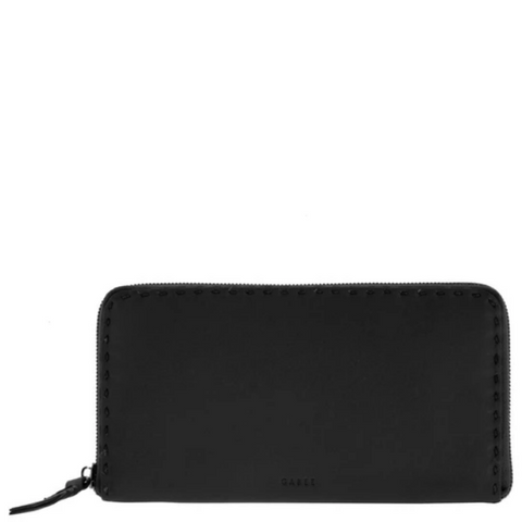 GABEE Harriet RFID Zip Leather Purse