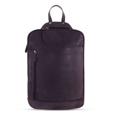 GABEE Emma Large Leather Backpack