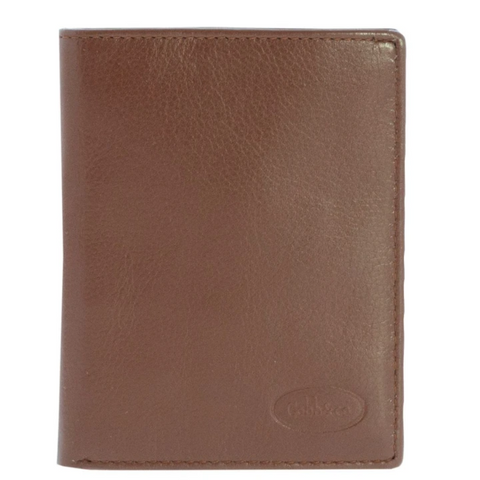 COBB & CO Andre RFID Slim Card Leather Wallet