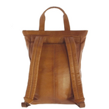COBB & CO Belmont Sleek Leather Backpack