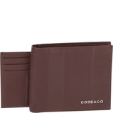 COBB & CO PATRICK RFID BLOCKING LEATHER WALLET