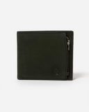 STITCH & HIDE LEATHER FRED WALLET
