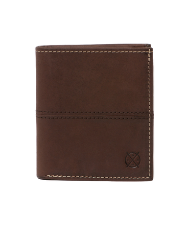 STITCH & HIDE LEATHER BERNARD WALLET