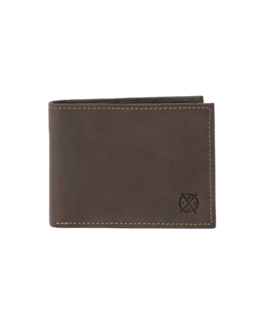 STITCH & HIDE LEATHER GEORGE WALLET