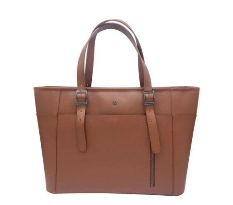 Gunas New York Vegan Miley Shoulder Bag Tan
