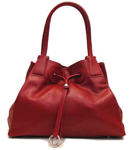 FLOTO Sorrento Bag Red