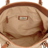 URBAN ORIGINALS ST BARTHS TOTE BAG BEIGE