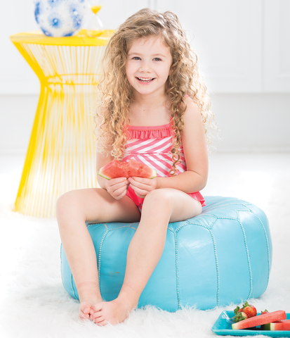 GINGERLILLY Clara Girls Swimwear