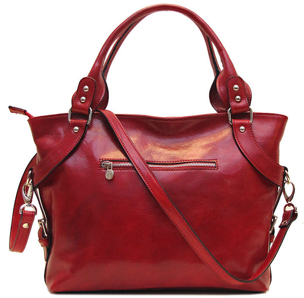 FLOTO Taormina Bag Tuscan Red