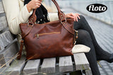FLOTO Taormina Bag Olive Brown