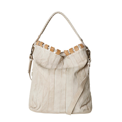 CADELLE LEATHER Tatiana Shoulder / Sling Bag Honey Beige/Camel Brown