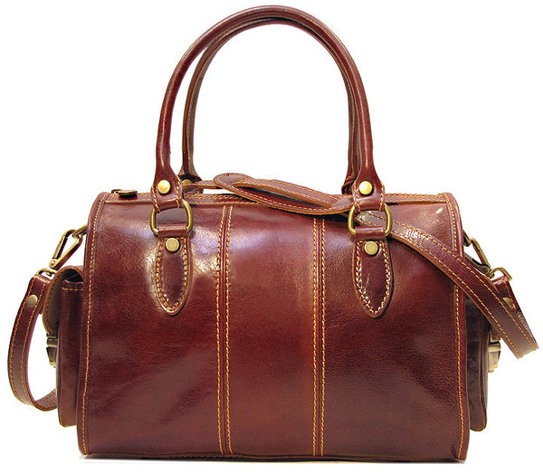 FLOTO Venezia Bag Vecchio Brown