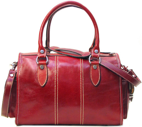 FLOTO Venezia Bag Tuscan Red