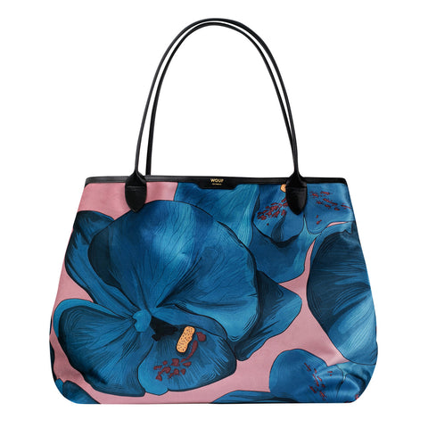 Wouf Tote Bag Orchidee