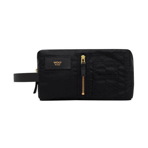 Wouf Travel Case Bomber Black
