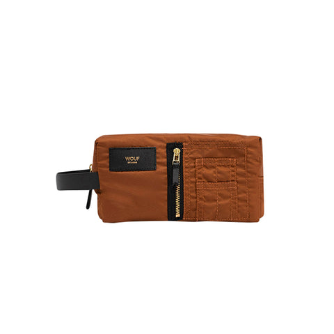 Wouf Travel Case Bomber Bronze