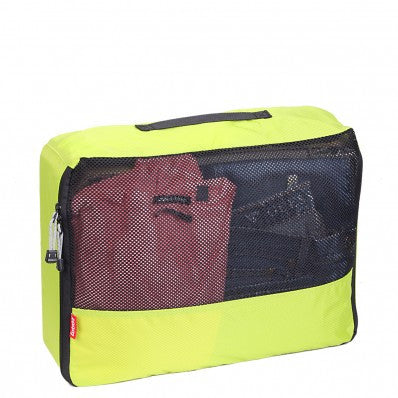 ZOOMLITE Packing Cube L Lime