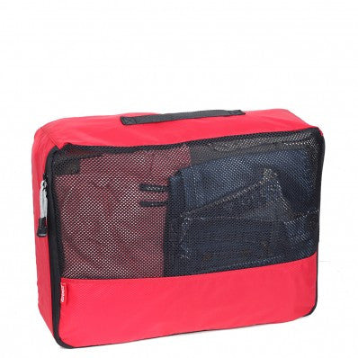 ZOOMLITE Packing Cube L Red