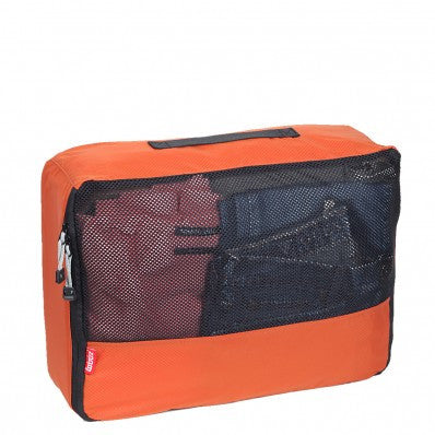 ZOOMLITE Packing Cube L Rust