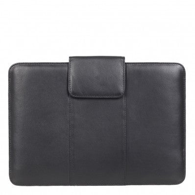 "ZOOMLITE Classic Leather Alexander 13"" MacBook Sleeve Black"