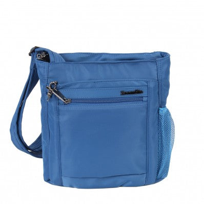 ZOOMLITE METROSHIELD ANTI-THEFT HANDBAG BLUE