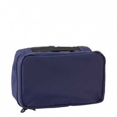 ZOOMLITE CAYMAN HANGING TOILETRY BAG NAVY