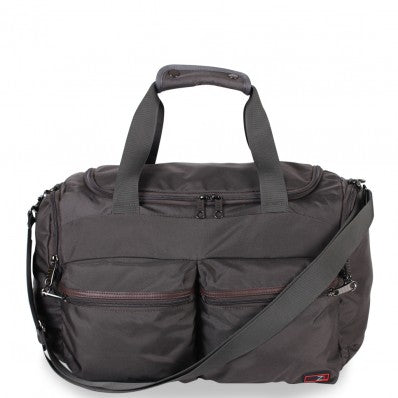 ZOOMLITE ANTI-THEFT CARRY ON TOTE BAG GREY