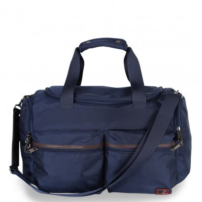 ZOOMLITE ANTI-THEFT CARRY ON TOTE BAG NAVY BLUE