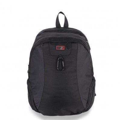 ZOOMLITE ANTI-THEFT SMALL BACKPACK BLACK