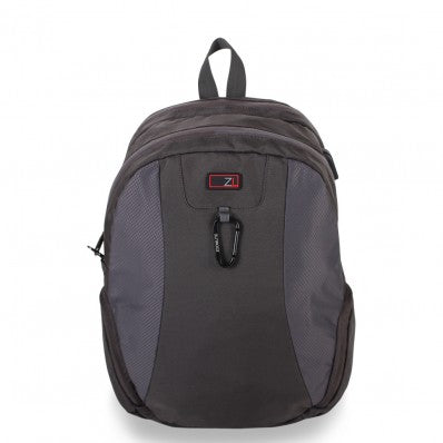 ZOOMLITE ANTI-THEFT SMALL BACKPACK GREY