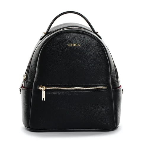ZARLA LEATHER BELLA BACKPACK