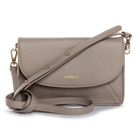 ZARLA LEATHER PARIS CLUTCH