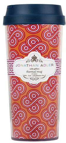Jonathan Adler Thermal Travel Mug