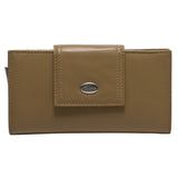 ALLORA Adele Large Wallet Taupe