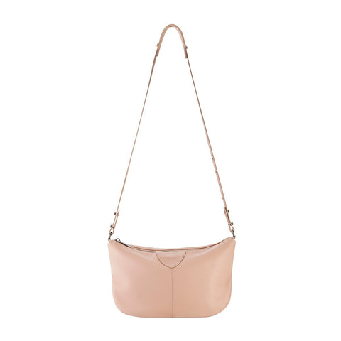STATUS ANXIETY AT A LOSS CROSSBODY BAG PINK