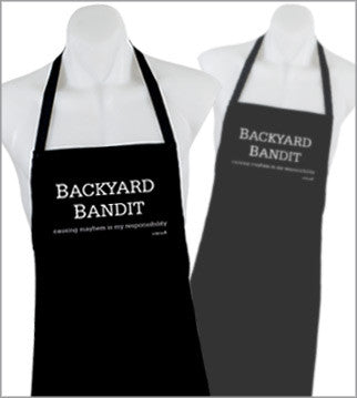 Backyard Bandit Apron