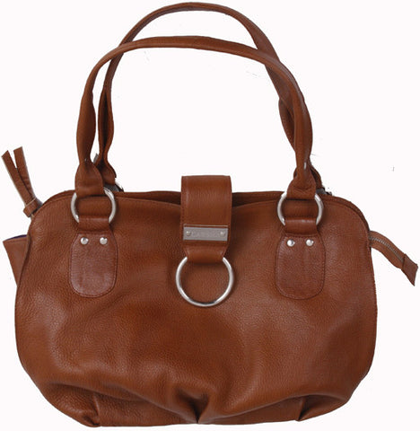 "CARSHA ""Tangier"" Leather Bag"