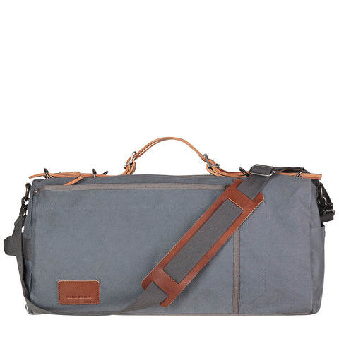 STATUS ANXIETY The Forgotten Many Duffle Charcoal - SALE